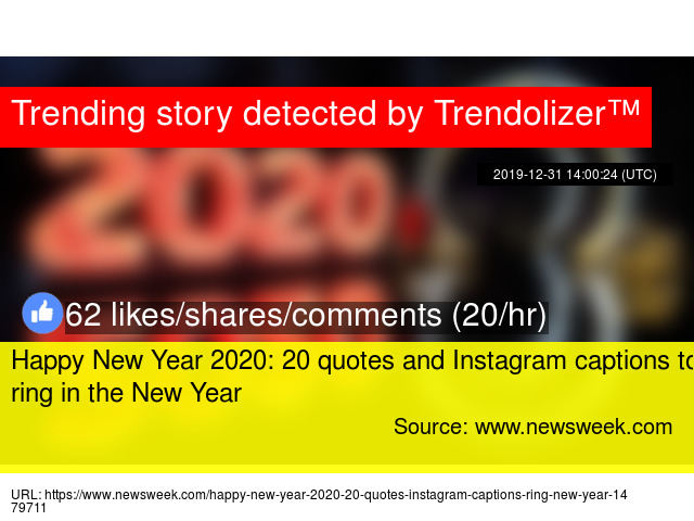 happy new year quotes and instagram captions to ring in